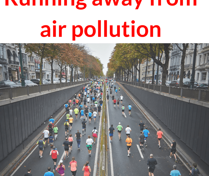 Running Away From Air Pollution