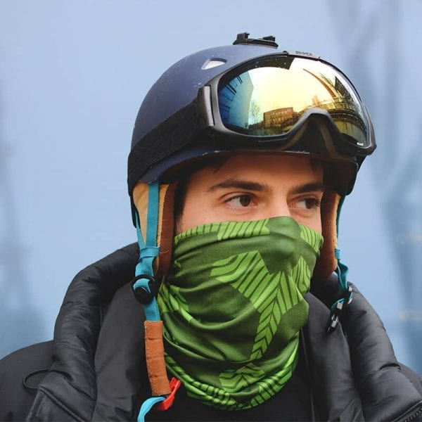 bandana, winter sports, buff, bandana nature